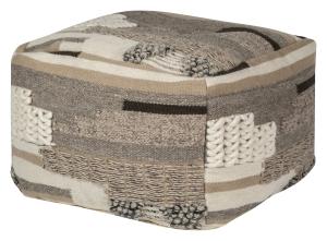 Sitzsack YAKKA Loft 100% Wolle mit Inlett
