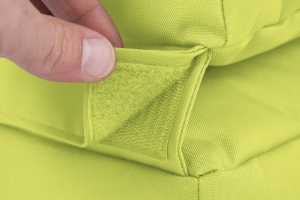 Sitzsack Scuba Twist grün