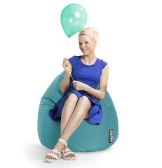 Sitzsack Easy XL ca. 220 Liter smaragd