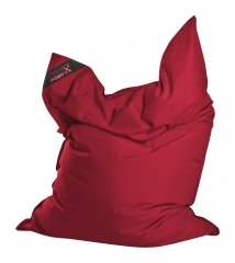 Sitzsack Scuba Big Foot 130x170cm rot