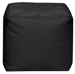 Sitzsack Scuba Cube 40x40x40cm schwarz
