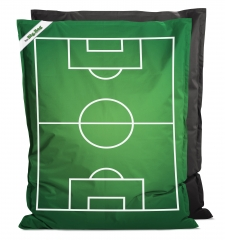 Sitzsack Brava Little Big Bag Fußball 95x125cm