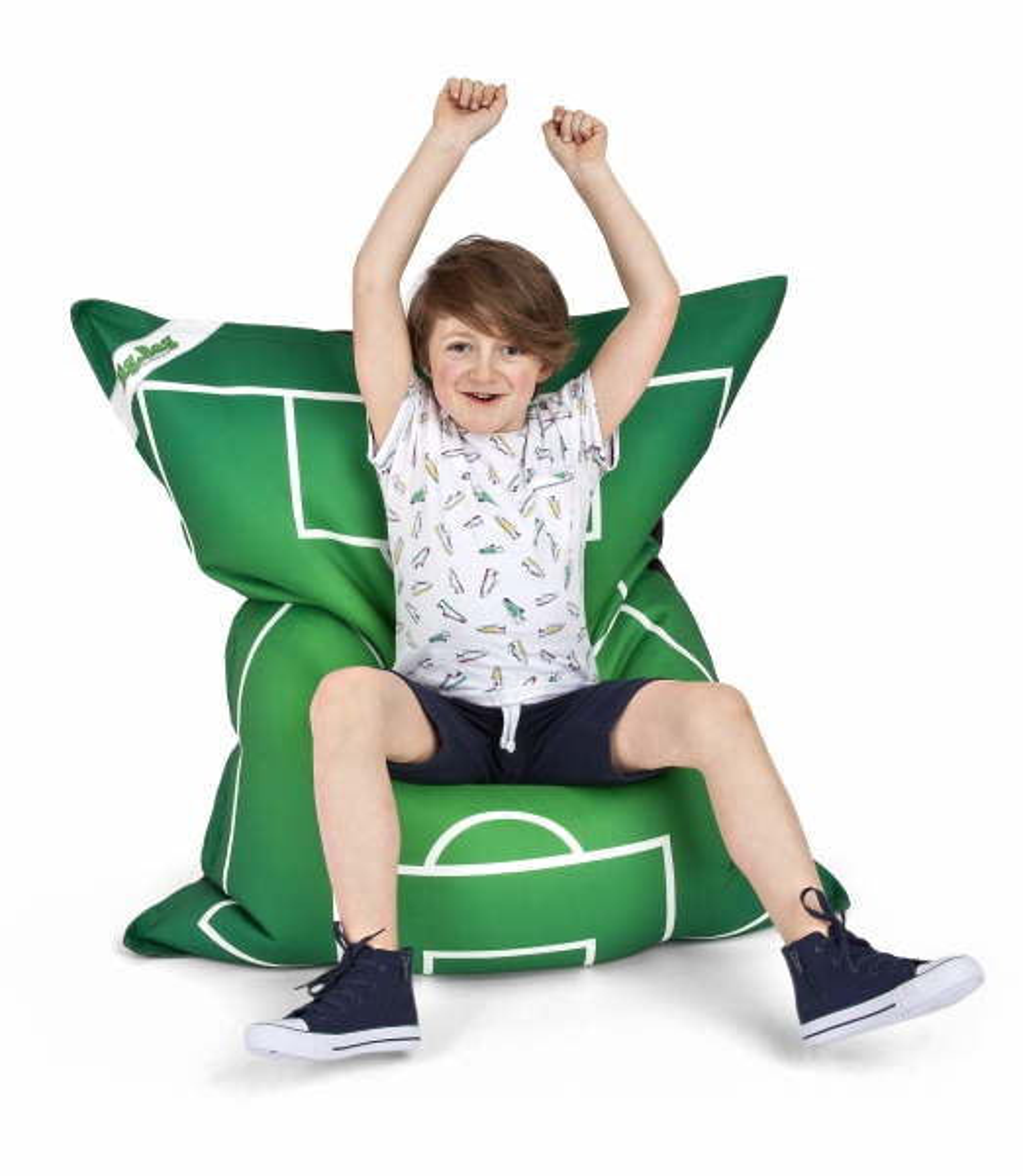 sitzsack fu ball. Black Bedroom Furniture Sets. Home Design Ideas