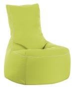 Sitzsack Little Scuba Swing grün