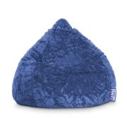 Sitzsack Fluffy XL ca. 220 Liter blau