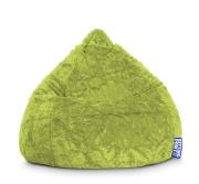 Sitzsack Fluffy XL ca. 220 Liter grün