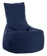 Sitzsack Scuba Swing jeansblau