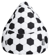 Sitzsack Fußball XL, ca. 220L