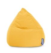 Sitzsack Easy L ca. 120 Liter gelb