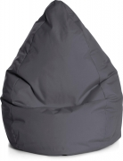 Sitzsack Brava Bean Bag XL ca. 220 Liter anthrazit