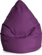 Sitzsack Brava Bean Bag L ca. 120 Liter aubergine
