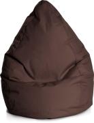 Sitzsack Brava Bean Bag L ca. 120 Liter braun