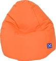 Sitzsack Brava Bean Bag XXL ca. 300 Liter orange