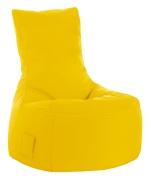 Sitzsack Brava Swing gelb