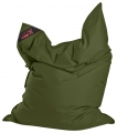 Sitzsack Scuba Big Foot 130x170cm oliv