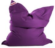 Sitzsack Brava Big Bag 130x170cm aubergine