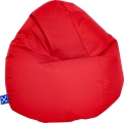 Sitzsack Brava Bean Bag XL ca. 220 Liter tomate