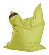 Sitzsack Scuba Big Foot 130x170cm grün