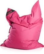 Sitzsack Scuba Big Foot 130x170cm pink