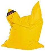Sitzsack Scuba Big Foot 130x170cm gelb