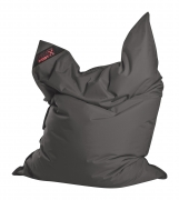 Sitzsack Scuba Big Foot 130x170cm anthrazit
