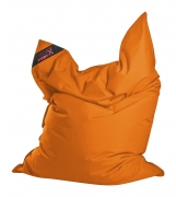 Sitzsack Scuba Big Foot 130x170cm orange
