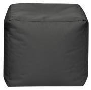 Sitzsack Scuba Cube 40x40x40cm anthrazit