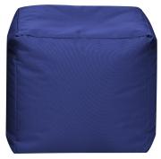 Sitzsack Scuba Cube 40x40x40cm dunkelblau