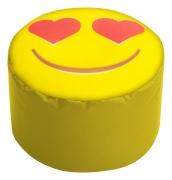Sitzsack Brava Dot.Com SMILE Herz 50x30cm