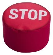 Sitzsack Brava Dot.Com STOP 50x30cm