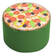 Sitzsack Brava Dot.Com PIZZA 50x30cm