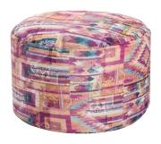 Sitzsack BURSA Dot.Com 50x30cm pink (Softfeeling)