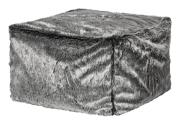 Sitzsack Loft ZOBEL grau mit Inlett