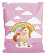 Kindersitzsack Little Big Bag Unicorn